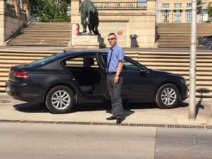 Réservez chauffeur privé VTC en urgence à Montpellier