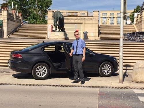 Volkswagen Passat pour trajet et déplacement dans l'Hérault